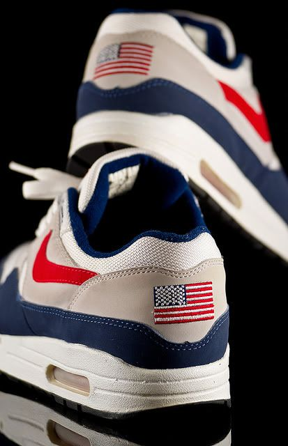 brand new e6251 aec53 shoes for men - chaussures pour homme -. Nike Air Max 1 USA Mesh