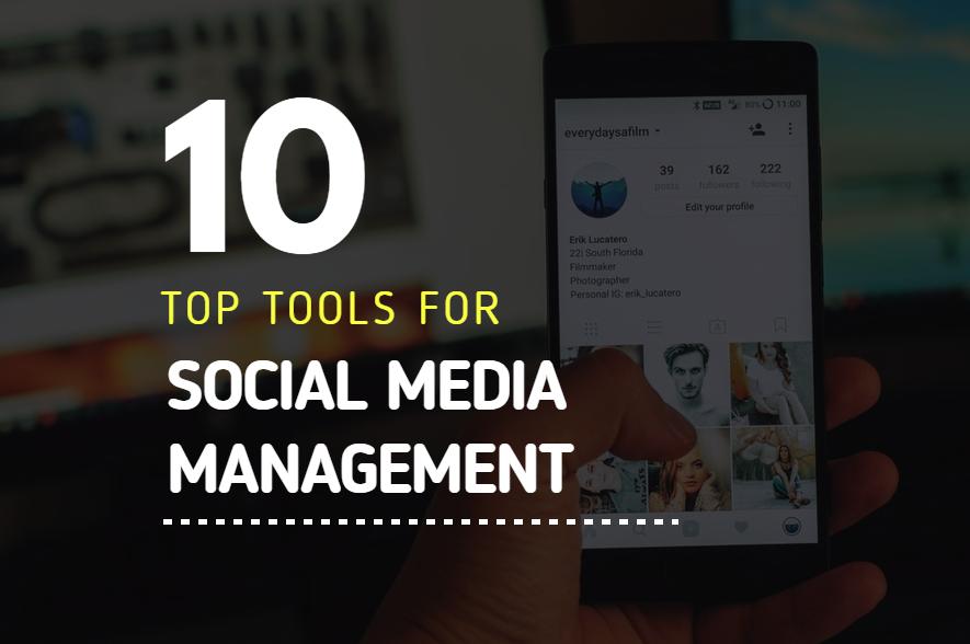 Top 10 Social Media Management Tools For 2021 Eclincher Social Media Management Tools Social Media Marketing Help Social Media Marketing Tools