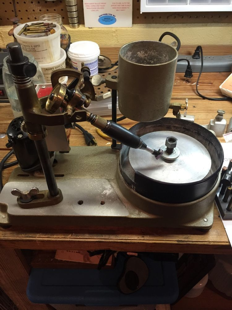 Lee Lapidary Faceting Machine | Places to Visit | Diy jewelry tools
