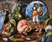 Jens Adolf Jerichau (maler) - Wikipedia, den frie encyklopædi
