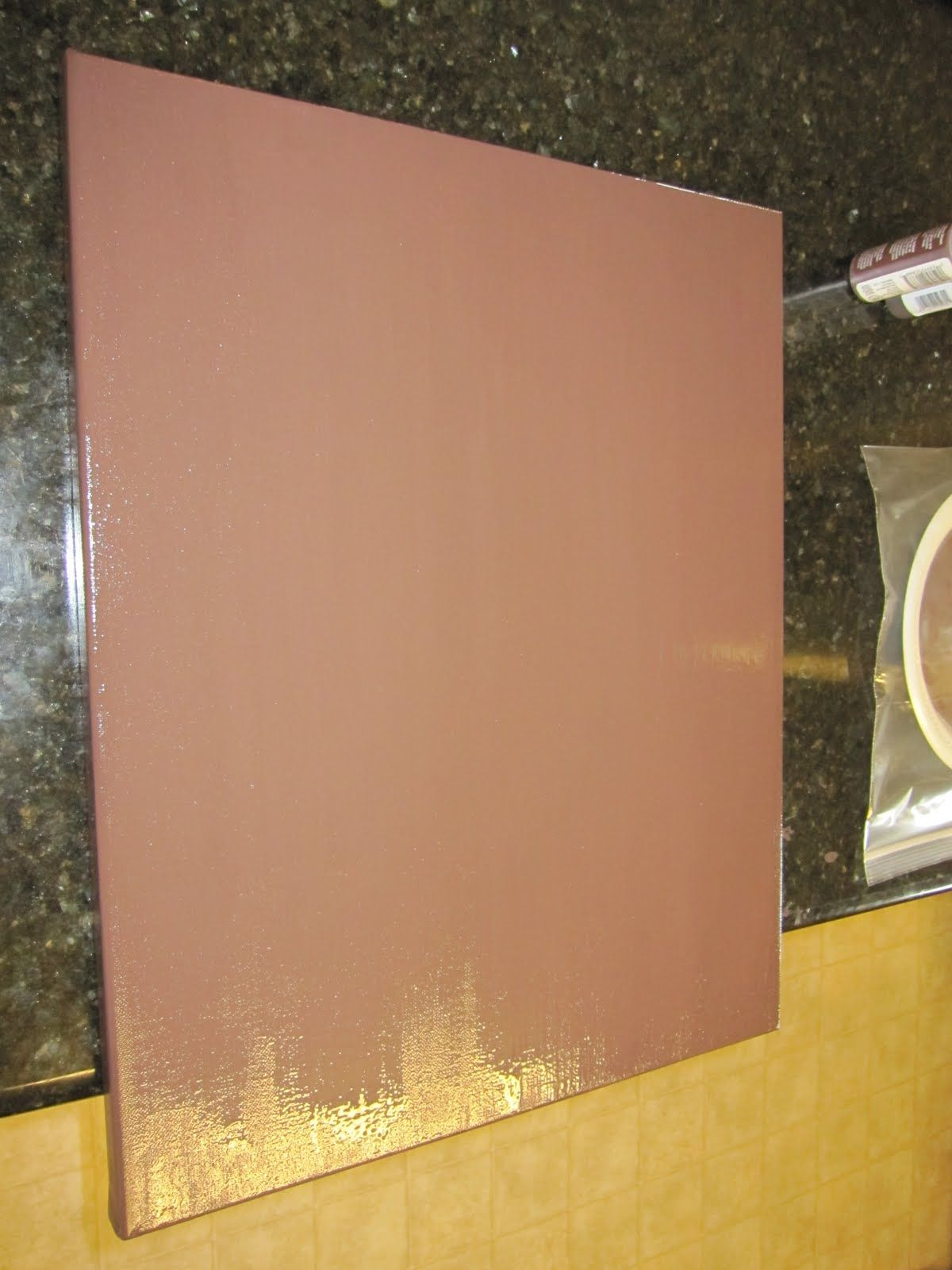 How To Apply Vinyl Decals To Canvas Canvases Cricut And Walls - Can i put a wall decal on canvas