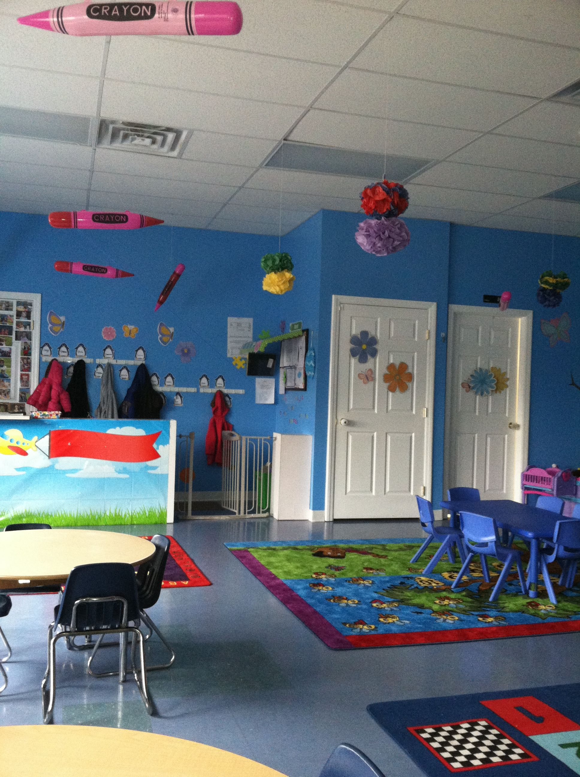 Daycare Decor Home Daycare: Daycare Classroom Decoration