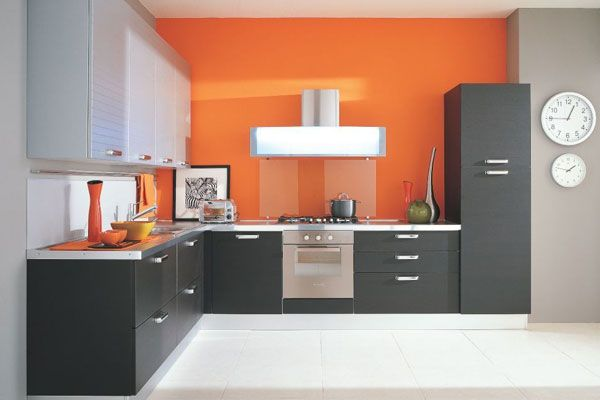 L Shaped Modular Kitchens  Domyplace  Pinterest  Kitchens Best Modular Kitchen L Shape Design Review