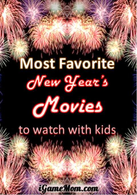 Best Movies To Watch With Kids On New Year S Eve Kids New Years
