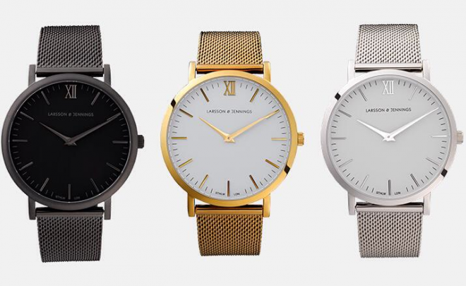 Larsson Jennings Chain Metal Series - Just all of these if you please.  Armani Watches af8481fa2d