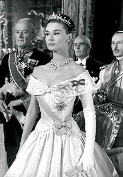 Audrey Hepburn ~ Roman Holiday, 1953