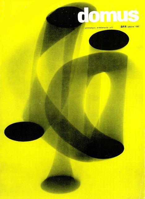 Graphic - Domus - cover design