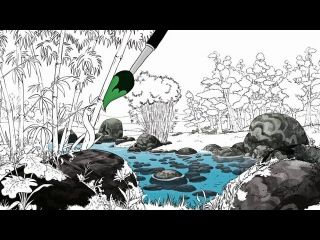 Позитивное видео от студии AKAMA STUDIO. Буквально на ваших глазах весь черно-белый мир перекрашивается в яркие цвета. Но одному созданию все-таки не повезло и он так и остался не цветным. Какому? Узнаете, посмотрев