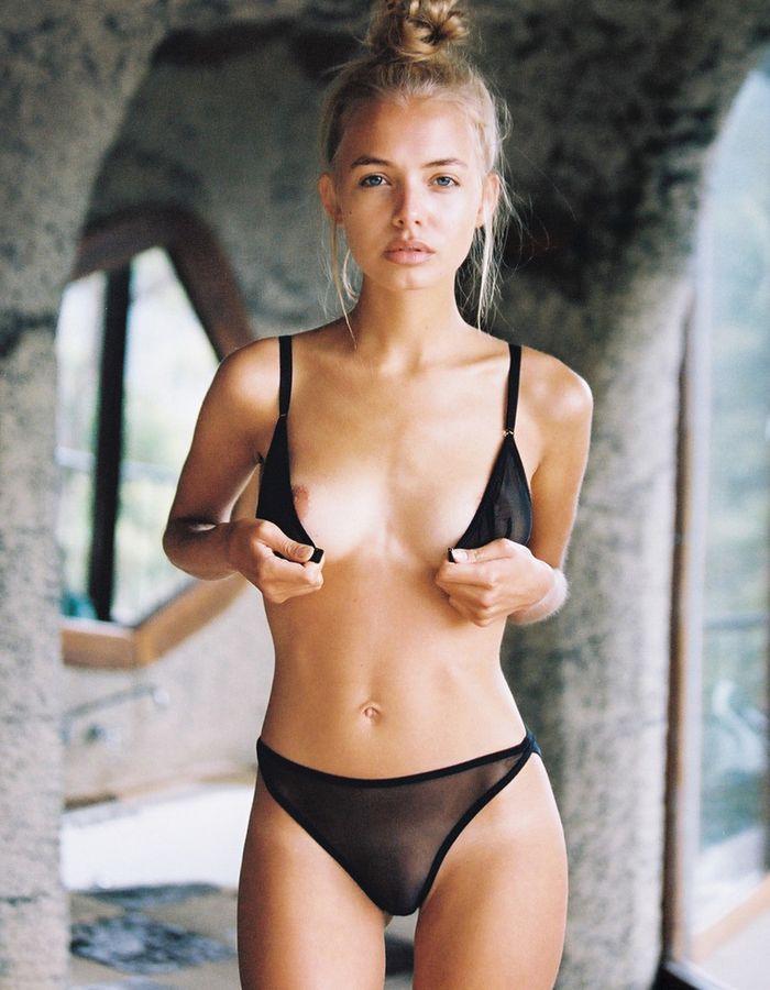image of naked models
