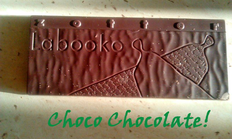 Labooko Raw Chocolate