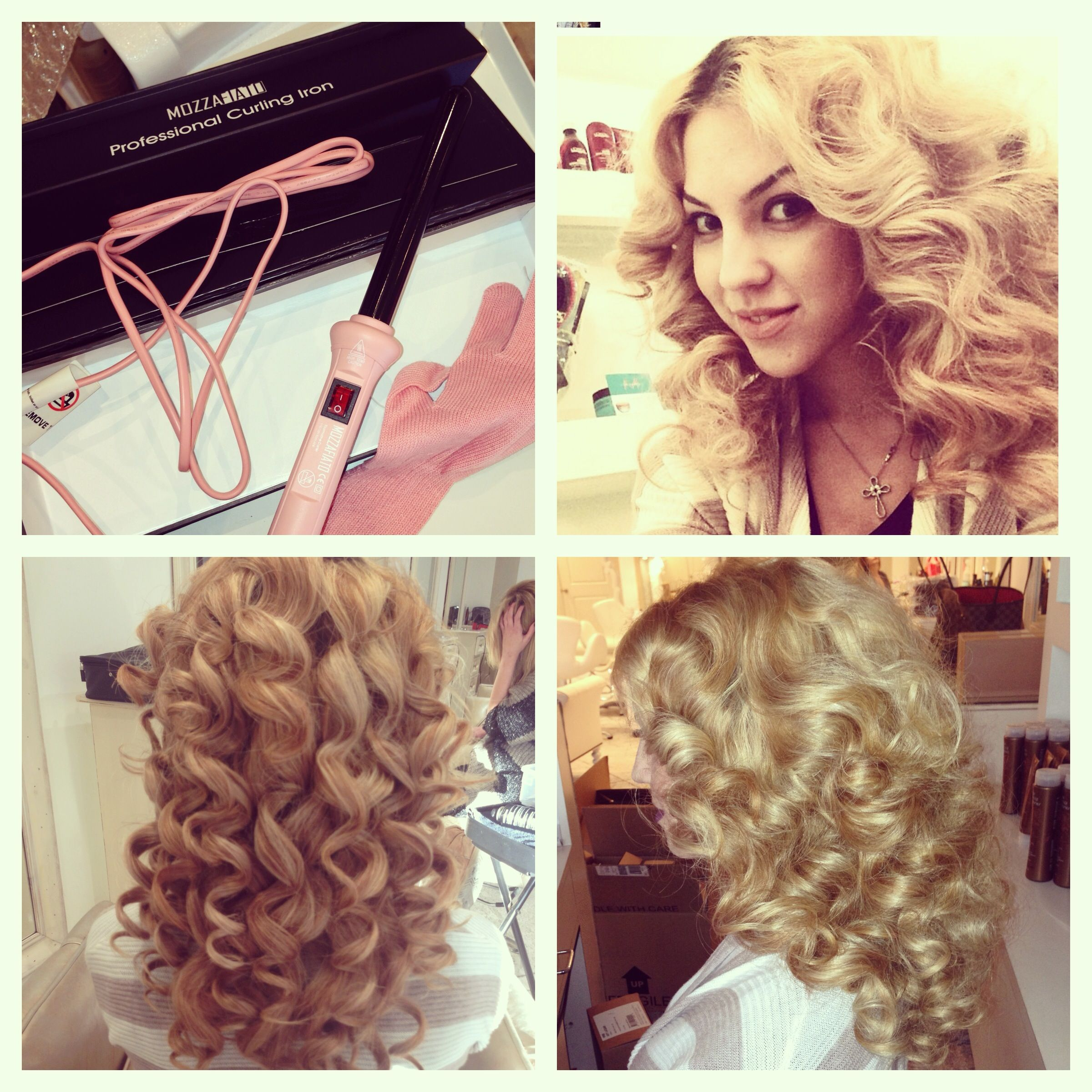 Pin Curls Before And After Www Pixshark Com Images