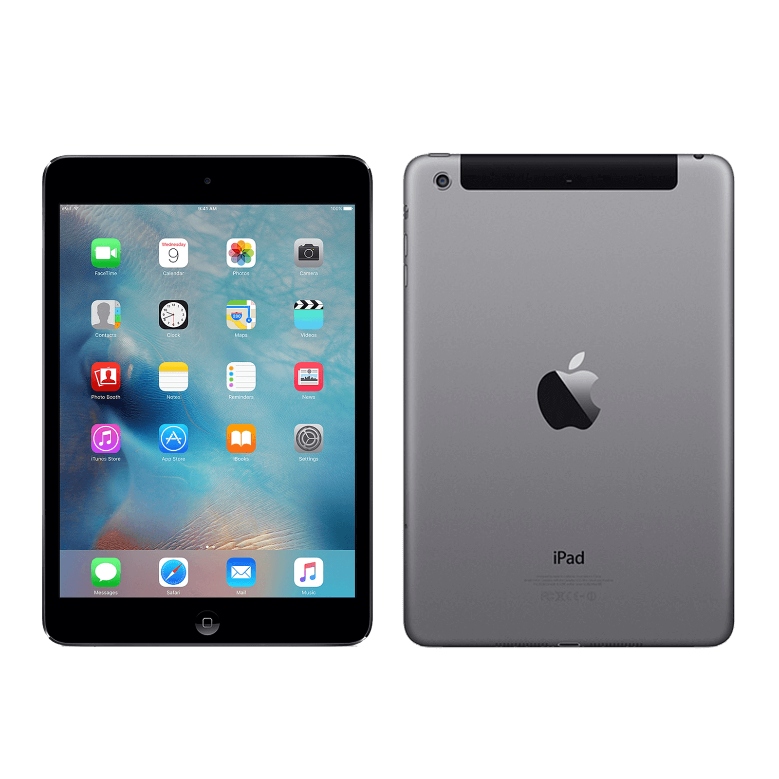 Apple Ipad Mini 3 128gb Wifi Cellular Unlocked Apple Ipad Mini Ipad Mini Apple Ipad