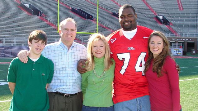 michael oher and collins tuohy relationship advice