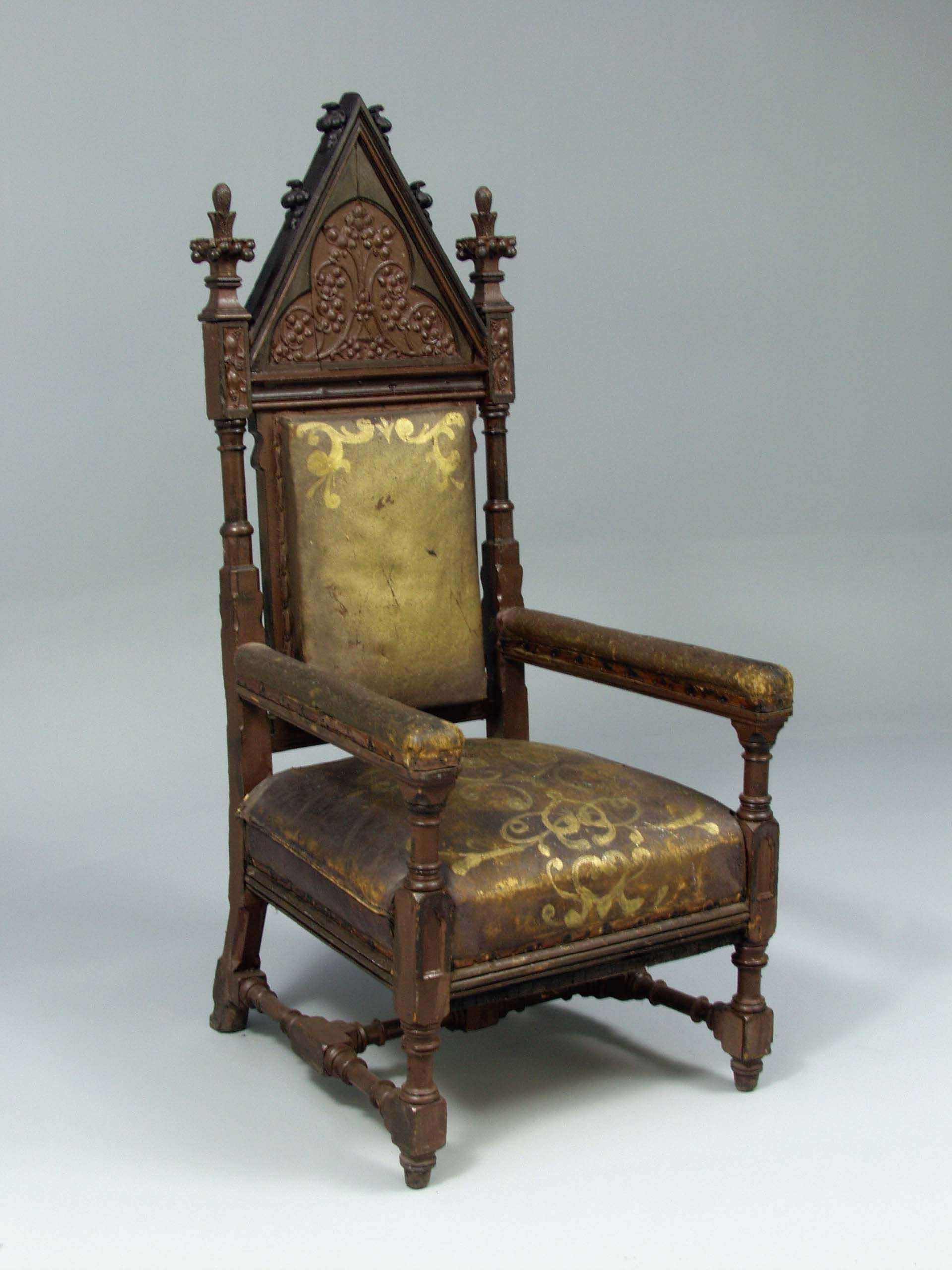 Gothic furniture chair - Gothic Furniture