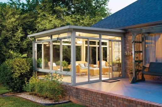 Best Of Adding A Sunroom to Your House