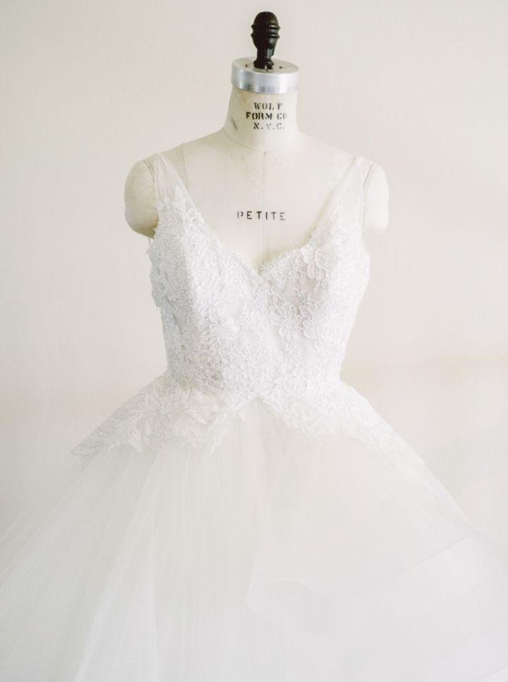 JLM Couture wedding dress | fabmood.com #weddingdress #JLM #bridalgown