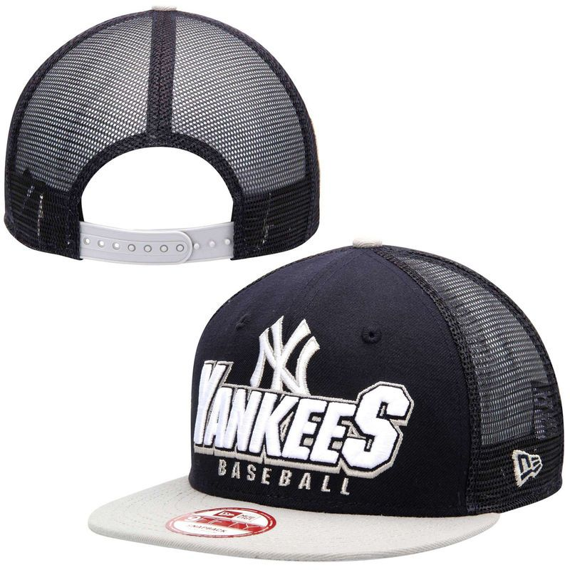 New Era-MLB NY New York Yankees 9 Forty Cap Engineered Fit NEUF