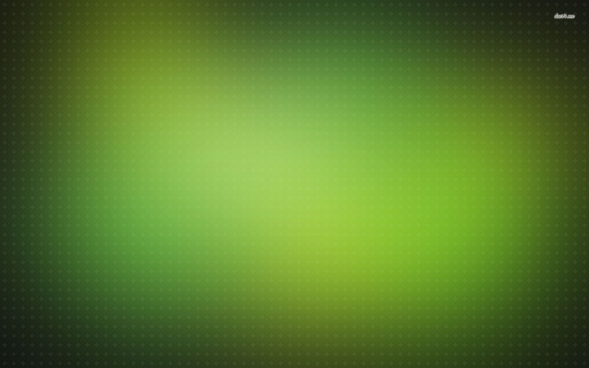 Green Gradient Over Pattern Wallpaper