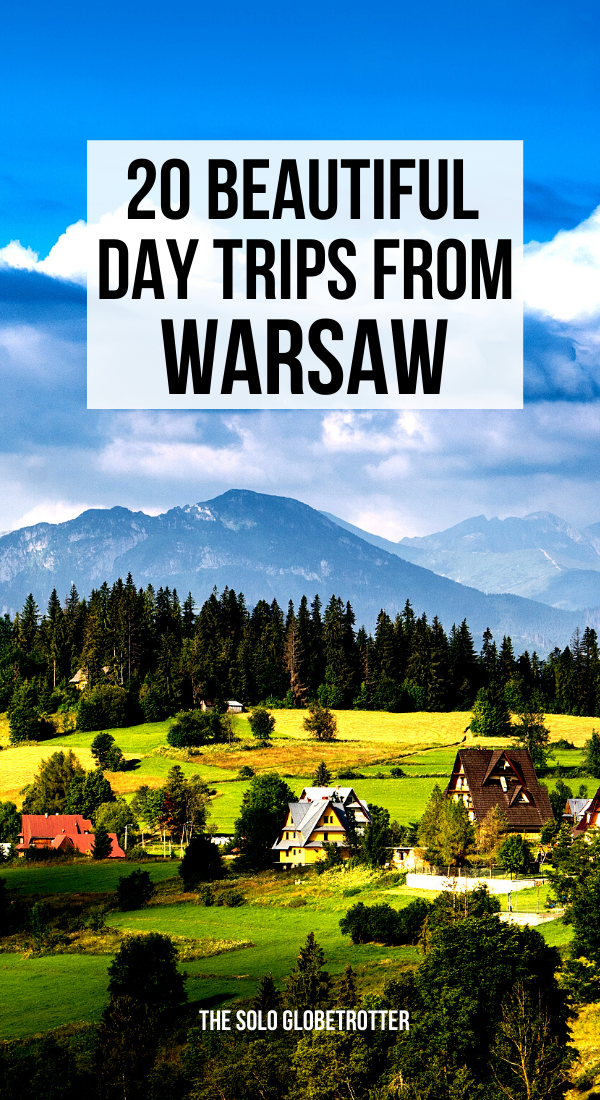 Day trips from Warsaw   Best day trips from Warsaw  Warsaw day trips   Warsaw travel   Warsaw things to do   Places to visit around Warsaw   Warsaw Poland   Auschwitz   Poznan   Castles in Poland   Best destinations around Warsaw   Best day trips from Warsaw   How to plan day trips from Warsaw   Best Warsaw day tours to go   Warsaw tips   Poland travel #polandtravel #warsaw