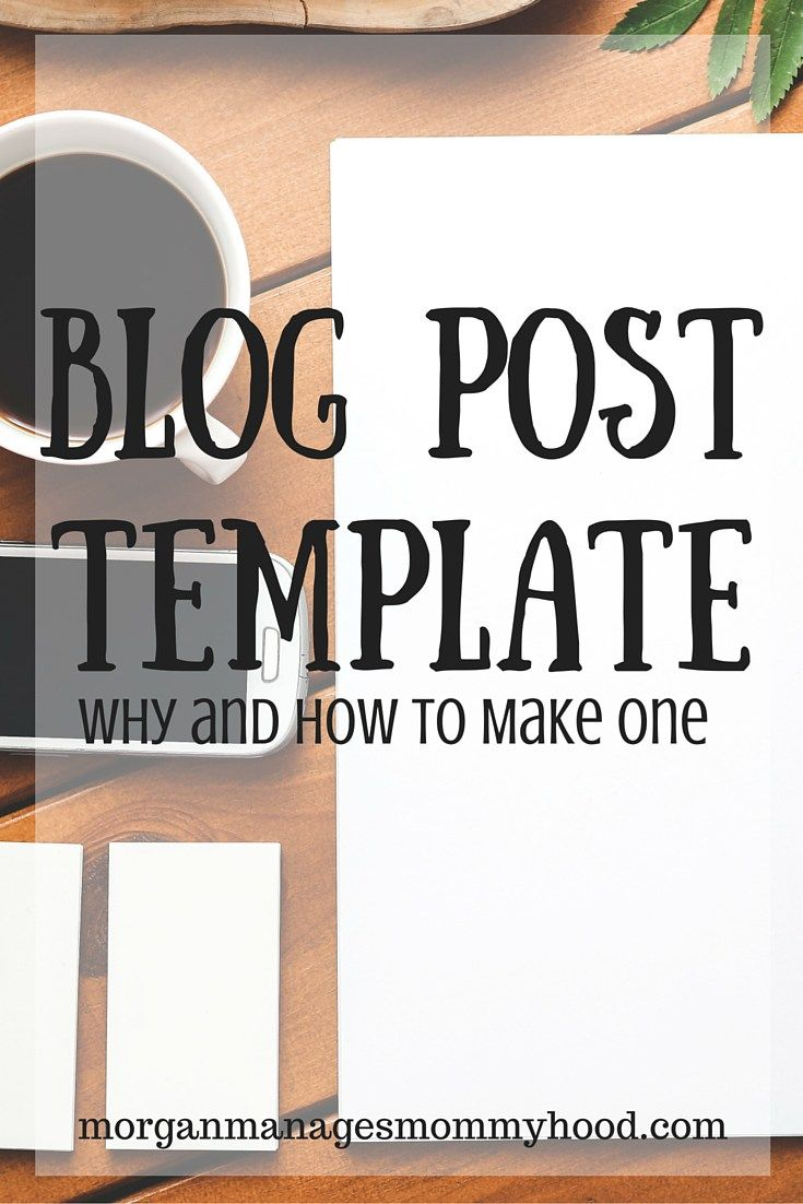 Creating your own blog post template can help you create more content in less time. Read on to find out how and why you should create a blog post template.
