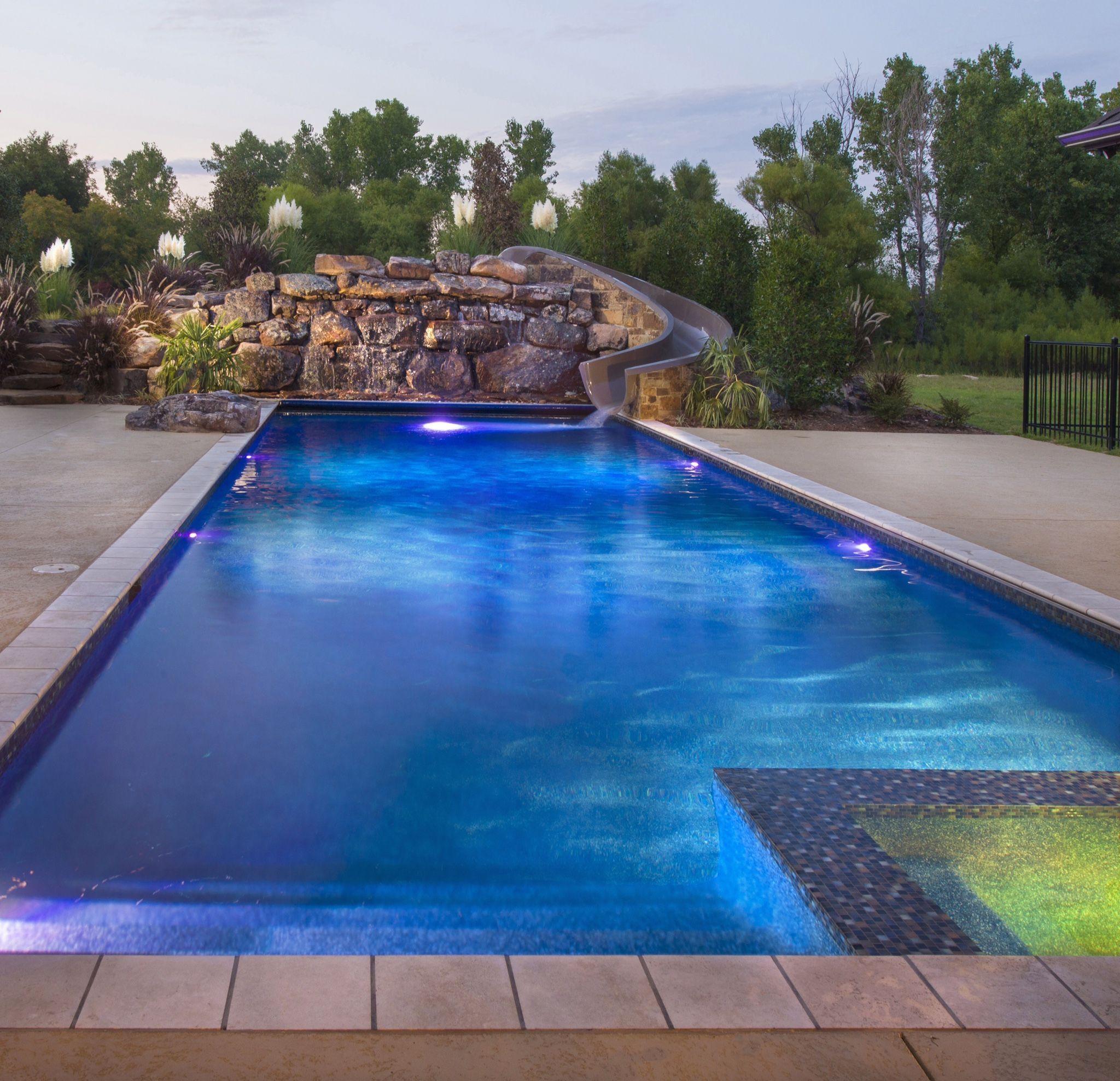 21 Best Swimming Pool Designs Beautiful Cool And Modern Backyard Pool Pool Landscaping Modern Pools