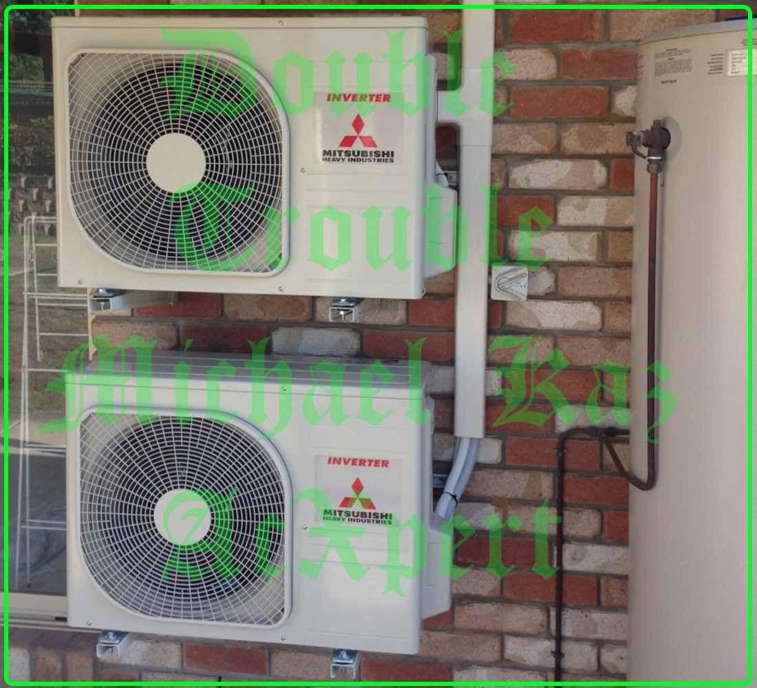 Split System Air Conditioning Installations Around Brisbane And