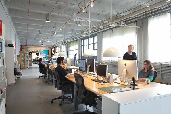 open office backlash how small businesses can survive - Office Design Ideas For Small Business
