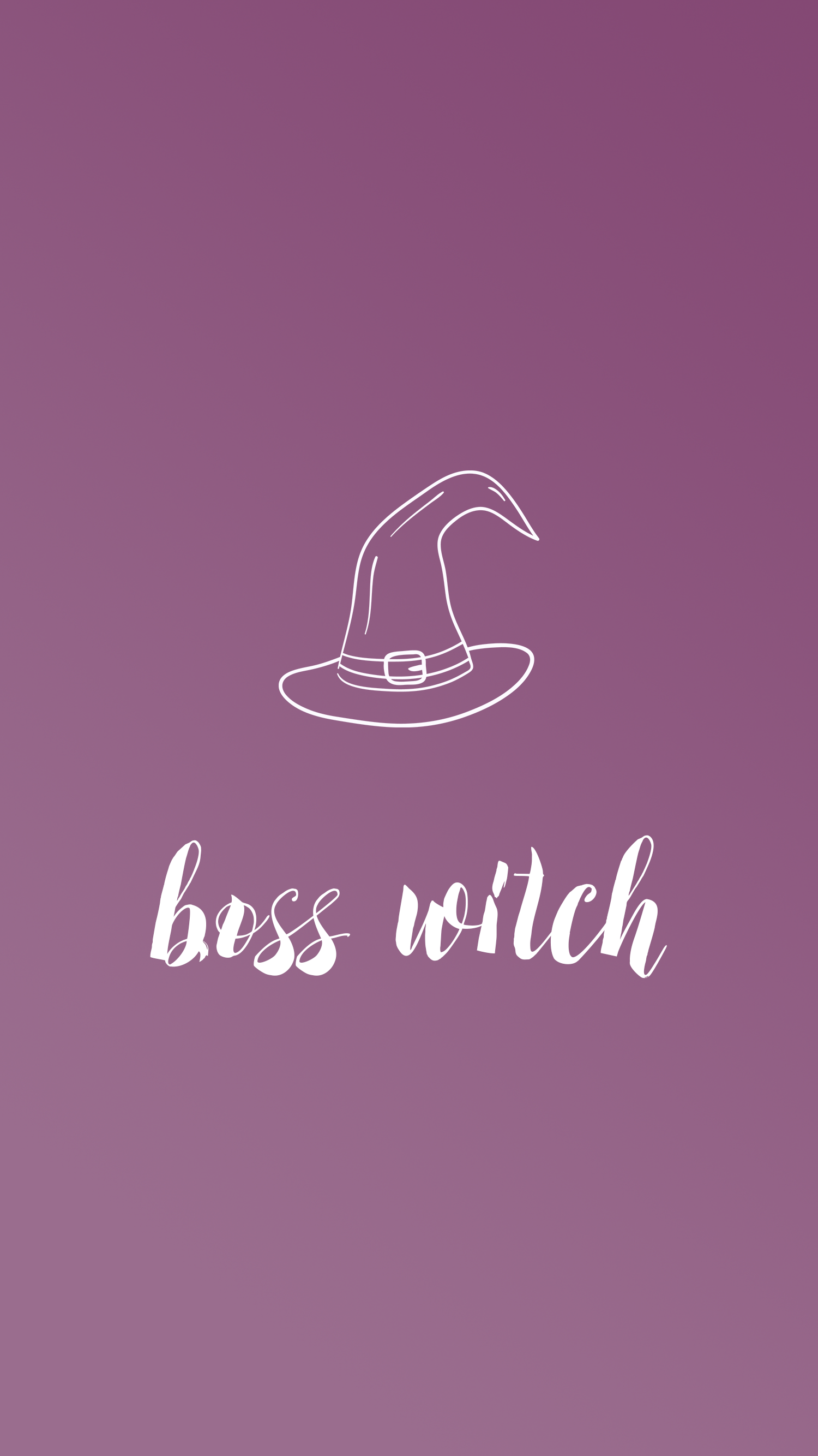 10 Snarky Halloween Phone Wallpapers For Basic Witches Witchy Wallpaper Witch Wallpaper Halloween Wallpaper Iphone