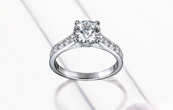 Cartier 1895 Solitaire Things I Like Pinterest Cartier
