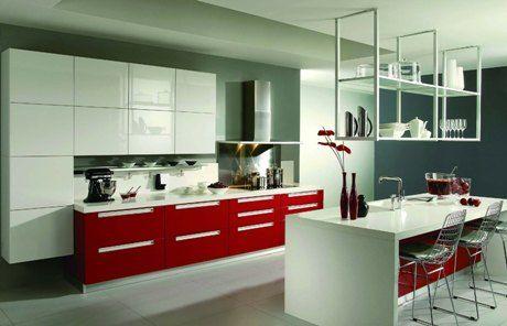 moda-decoración-cocinas-modernas.jpg (460×296) | ana | Pinterest