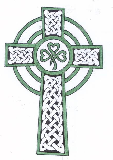 Irish cross wrist tattoos google search tattoos pinterest irish cross wrist tattoos google search voltagebd Images