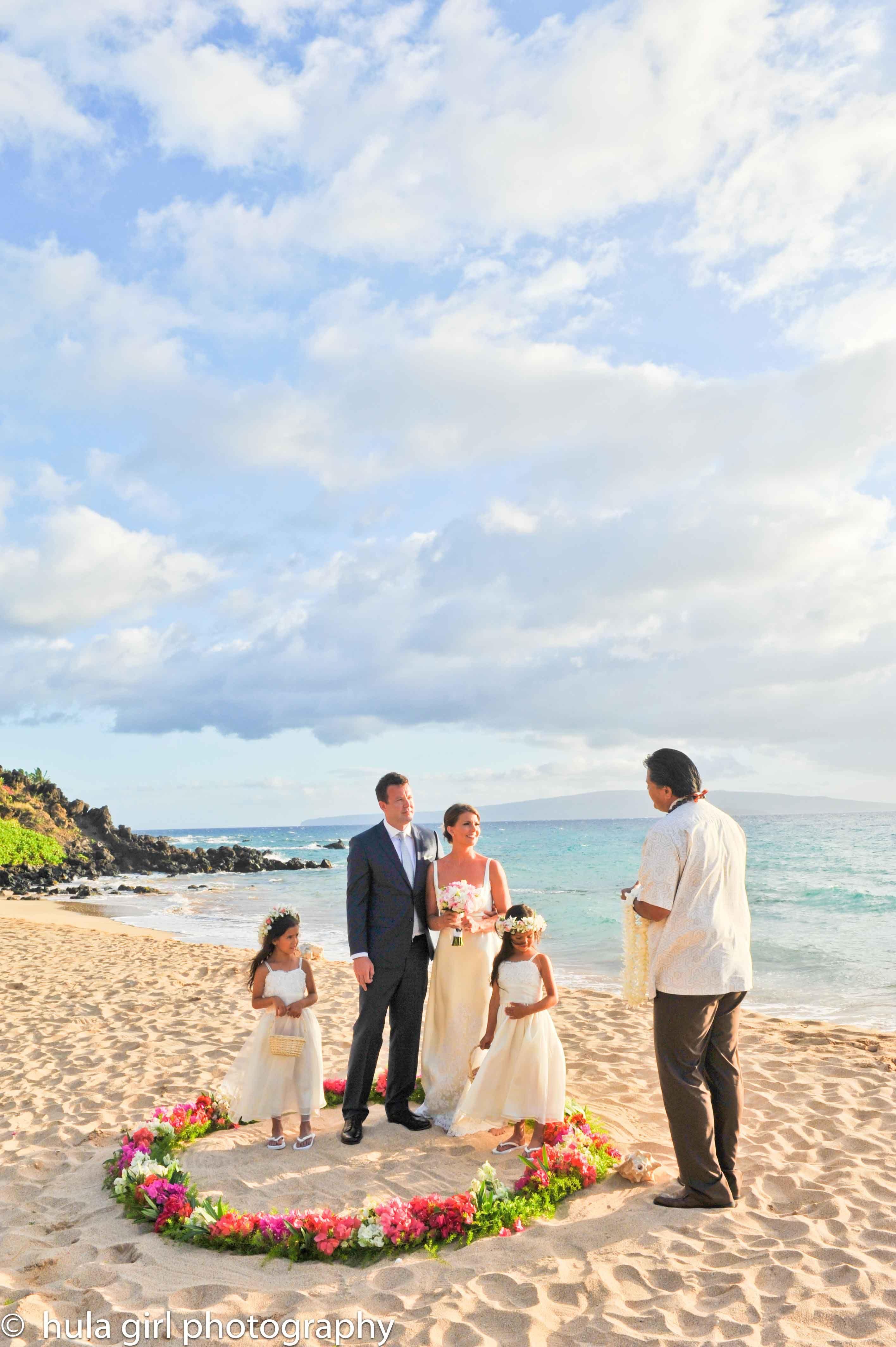 White Rock Beach Makena Maui With