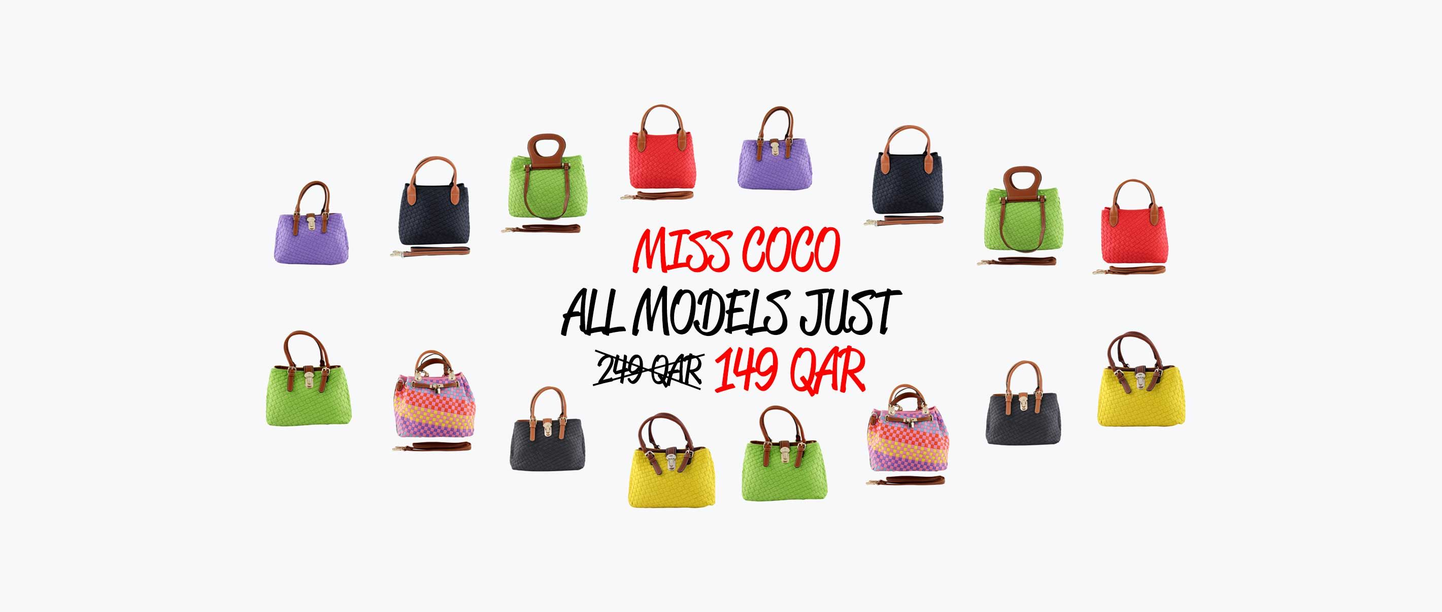 Ladies designer bags in Qatar Fashion online shop