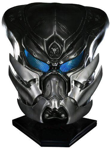Alien VS Predator - Stalker Predator Mask (1/1 Scale 17 7