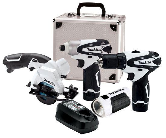 Makita Lct402w 12v Cordless Combo Kit Combo Kit Makita Cordless Power Tools