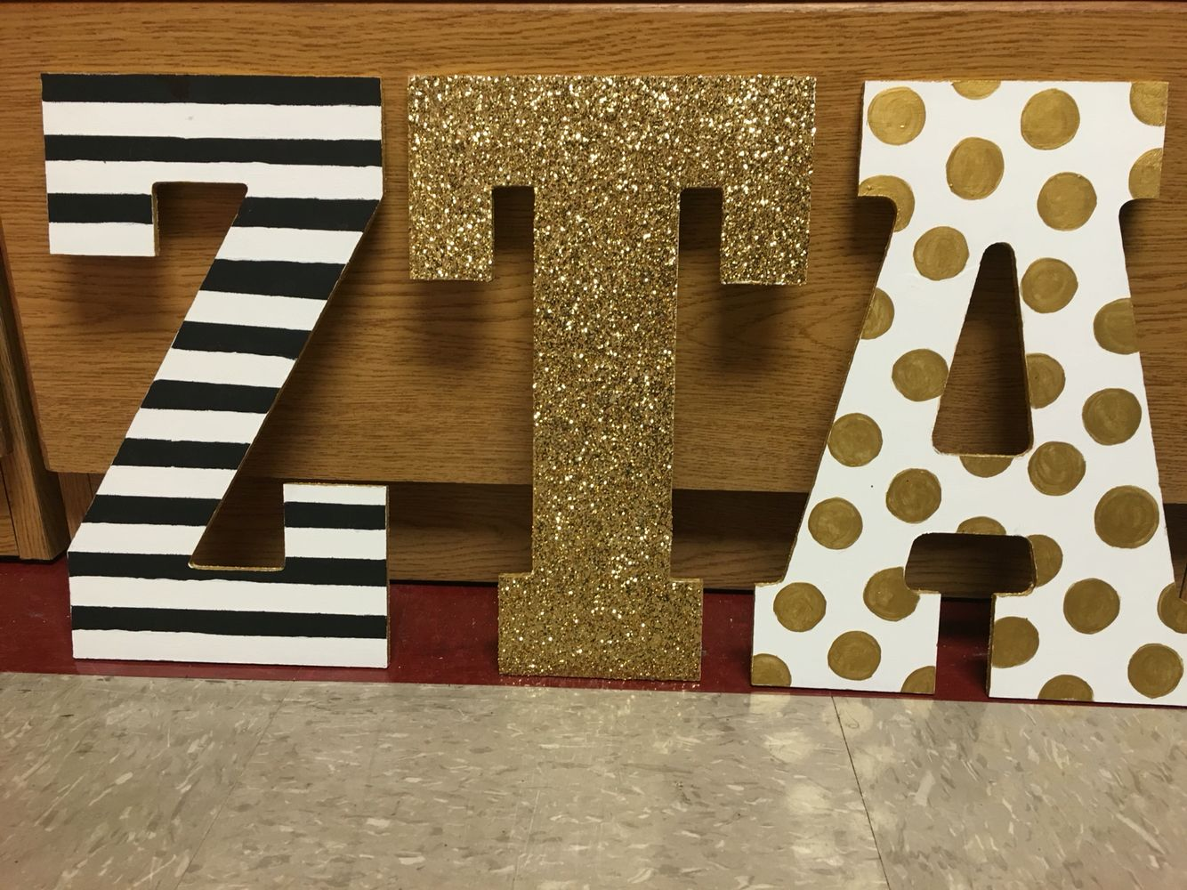 zeta tau alpha little letters