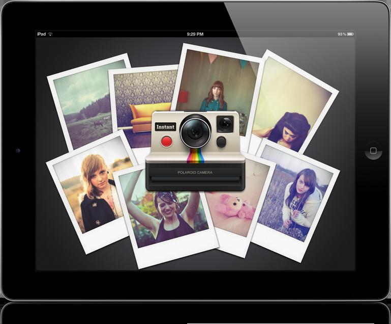 Instant Polaroid App: Experience the magic of Polaroid instant ...