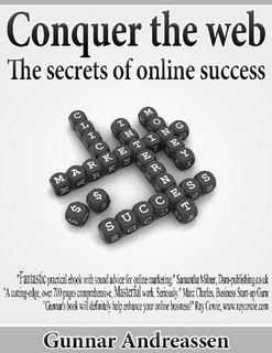 E-book: Conquer the web - The secrets of online success.