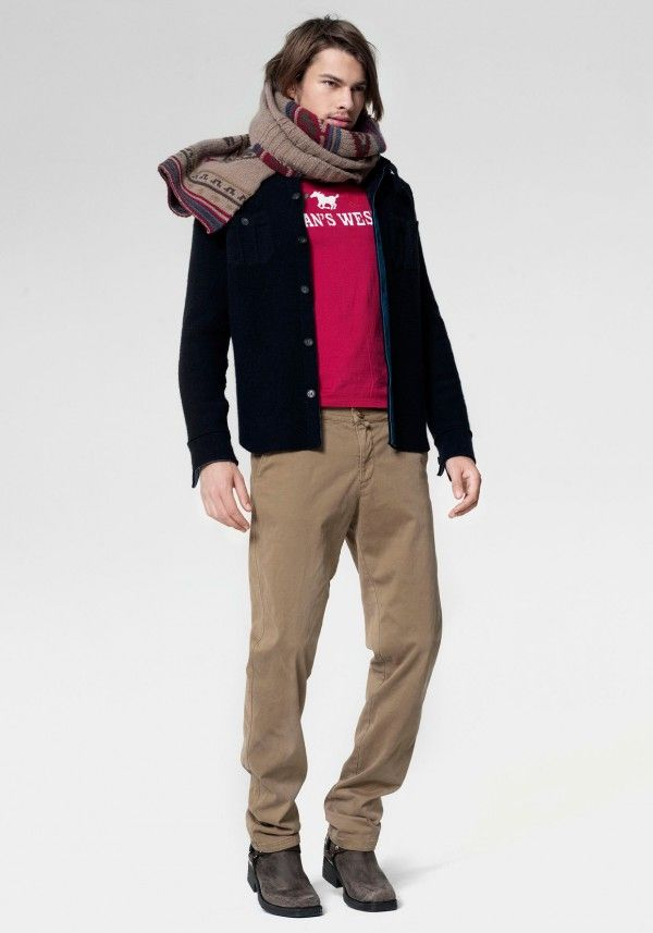 Jean's West Man Collection - Look 06
