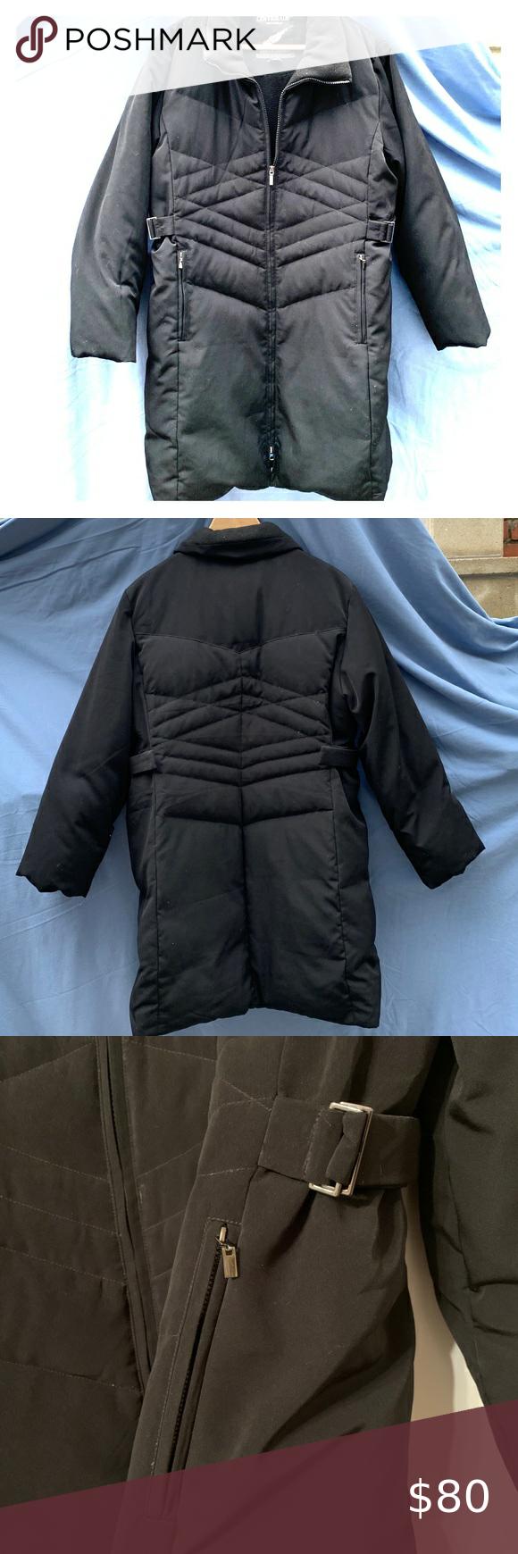 Centigrade Outerwear Down Feather Parka Coat M Centigrade Feather Down Coat Size Medium So Soft And Warm Cinc Long Parka Coats Long Parka Parka Coat [ 1740 x 580 Pixel ]