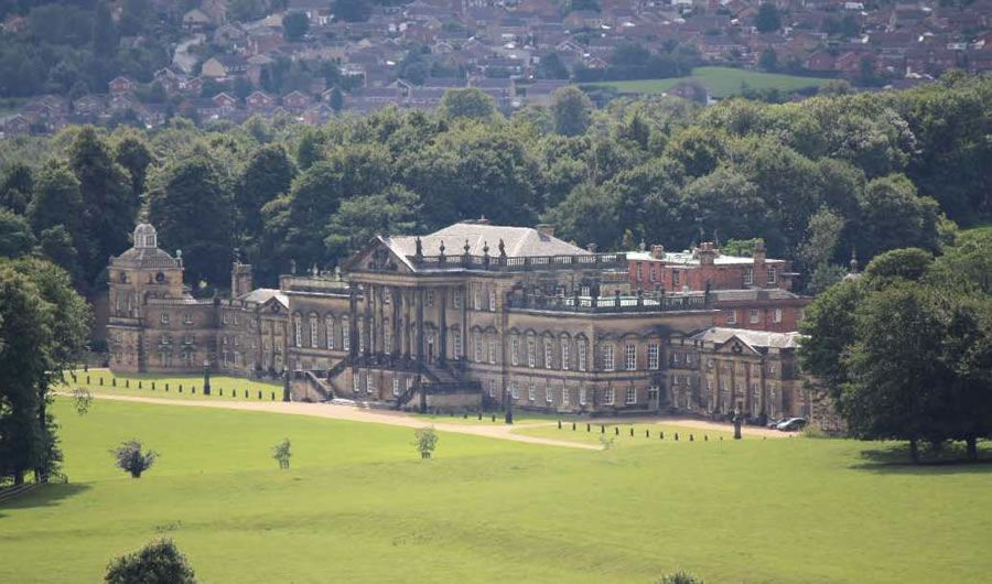 Wentworth Woodhouse Wentworth Nr Rotherham South