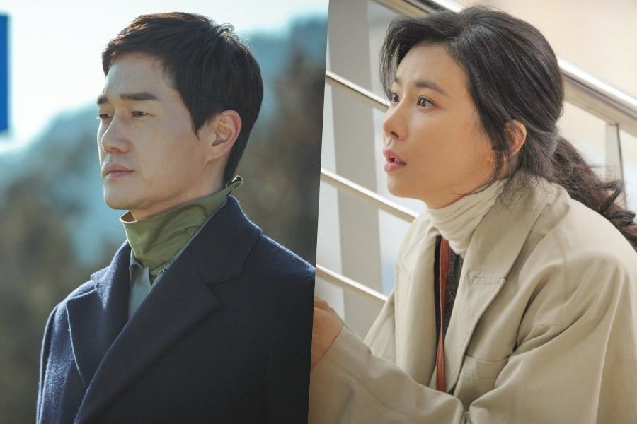 Upcoming tvN Drama Shares More Insight Into Yoo Ji Tae And Lee Bo Young's Characters
