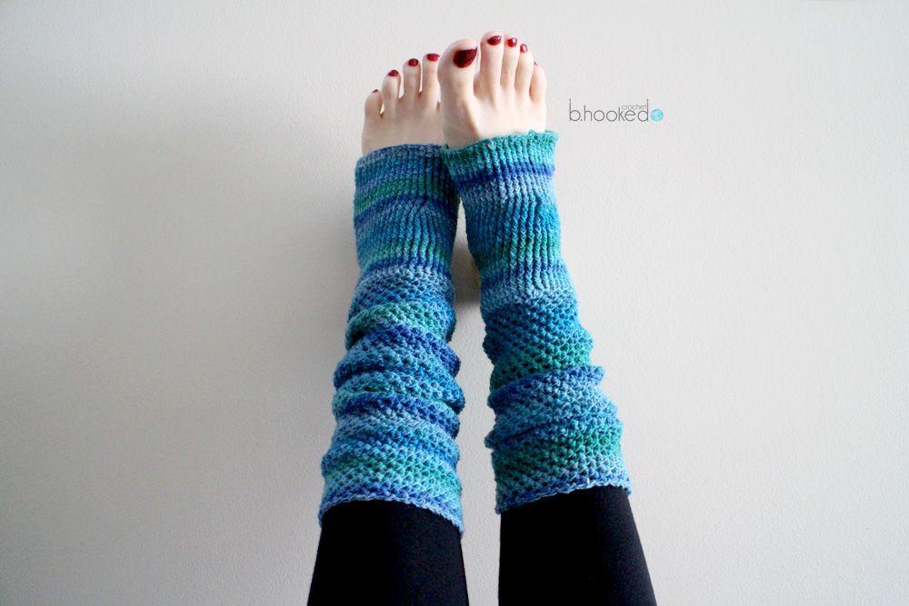 Crochet Yoga Socks Free Pattern Tutorial Yoga