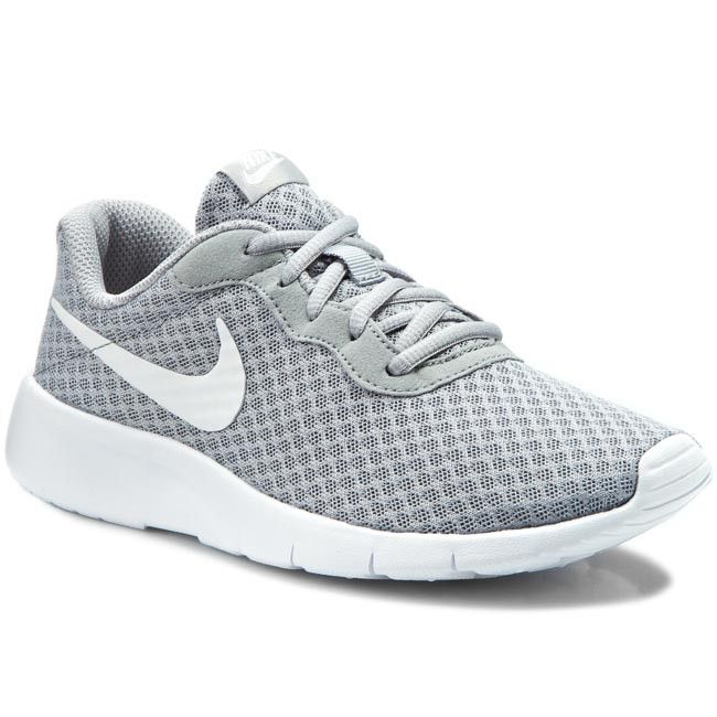nike tanjun gs wolf grey nz