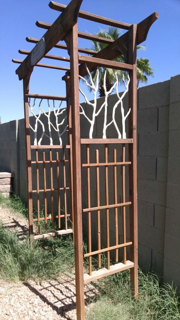 Garden Arch Perfect Condition Bought This Year For Sale 400 x 300