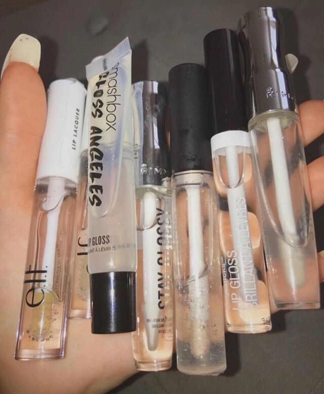 how to make lip gloss base without versagel
