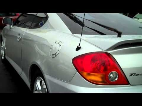 2003 Hyundai Tiburon Gt 3995 Hyundai Tiburon Hyundai Kelso
