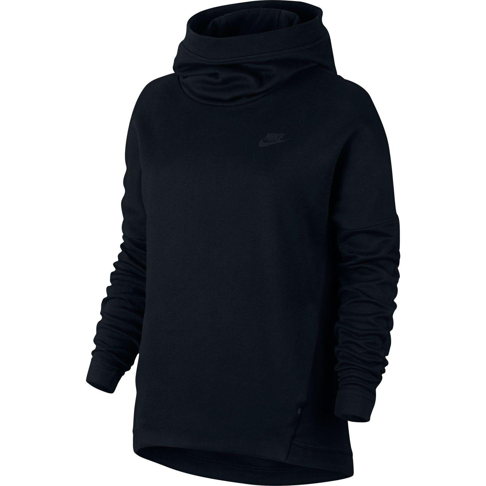 Nike Sportswear Tech Fleece Women's Longsleeve Pullover