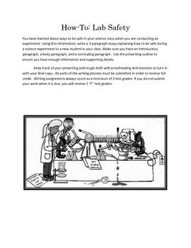 why lab safety is important essay