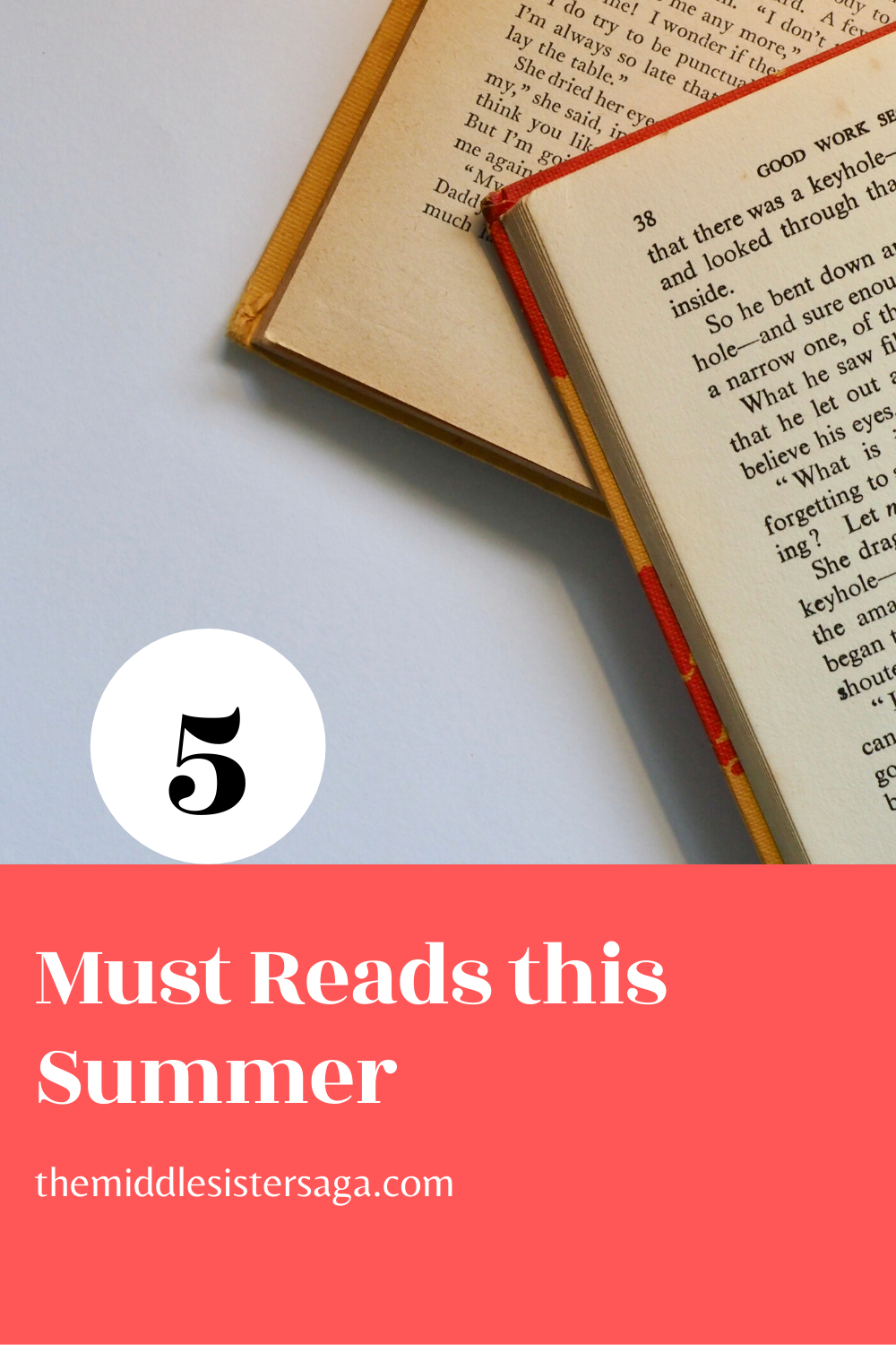 Since it's now officially summer (and also since many of us are still social distancing), I felt it was time to pull together a list of must-reads. These are some of my FAVORITES of all-time–not just new releases. #summerreading #booklist #readinglist #books #harrypotter #ruthware